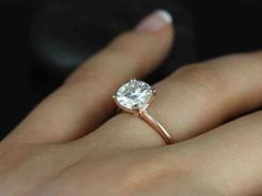 Beautiful Solitaire Engagement Rings