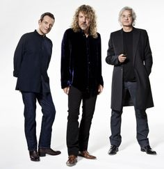 LED ZEPPELIN beim ECHO 2013 - BMAD-Radio Forum