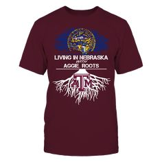 Texas A&M Aggies - Living Roots Nebraska