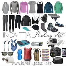Guide to Hiking the Inca Trail: Tips and Packing List | Traveling Spud