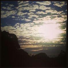 Sunset Costa Rica!