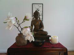 Um tom budista