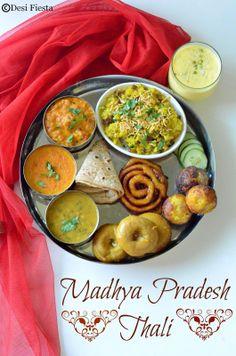 Madhya pradesh cuisine Recipes