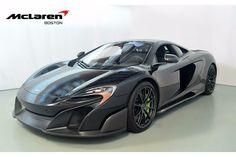 2016 McLaren 675LT  / $419,900.