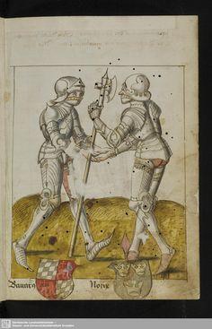 Historical European Martial Arts, Historical Art, Types Of Armor, Italian Paintings, Medieval Paintings, Knight Armor, Medieval Manuscript, Medieval Armor, Knights Templar