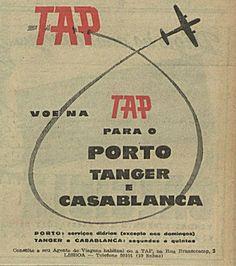 publicidade à TAP