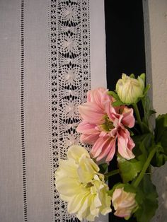 Drawn Thread, Thread Work, Work Inspiration, Cross Stitch Embroidery, Needlework, Sewing, Decoration, Type 1, Drawings