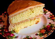 Sweet Tea and Cornbread: Southern Caramel Cake!