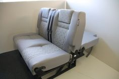 An excellent choice to finish off your VW camper conversion. Versatile, comfortable and safe T5 Camper, Vw T5, Campervan Furniture, Ram Promaster, Camper Conversion, Bed Design, Upholstery, Cushions