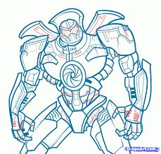 Image Result For Pacific Drawings Coloring Pages Pacific Rim Pacific Rim Kaiju
