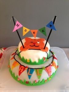 Dikkie dik viert feest!