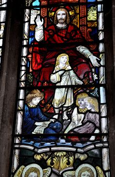 Winchcombe Stained Glass -64