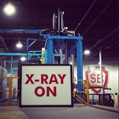 #Mondaymotivation for this beautiful Monday morning The #XRay knows it will be a great week. #manufacturing #wheels #madeinUSA #SEMACrunch #Sema2015 #rims