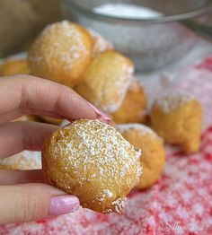 Deep Fried Twinkies Bites, a fun State Fair food in bite size! - ThisSillyGirlsLife.com