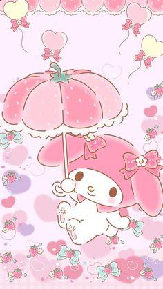 69 trendy wallpaper cartoon kawaii my melody My Melody Wallpaper, Sanrio Wallpaper, Hello Kitty Wallpaper, Kawaii Wallpaper, Wallpaper Iphone Cute, Trendy Wallpaper, Wallpapers Kawaii, Hello Kitty My Melody, Hello Kitty Images