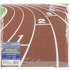 Darice Darcie Textured Post Bound Album 12inX12in Track