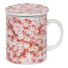 Sakura Mug in Pink  Miya Company