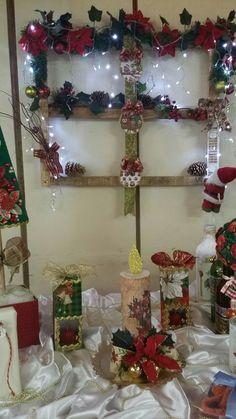 Decoração de Natal-Grupo da Terceira Idade Bem Viver- CSSam 01