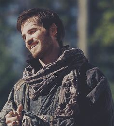 !! this is a gif !! colin o' donoghue as captain hook