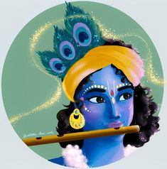 Radha Krishna Wallpaper, Radha Krishna Images, Lord Krishna Images, Radha Krishna Love, Shree Krishna, Little Krishna, Cute Krishna, Krishna Drawing, Krishna Painting