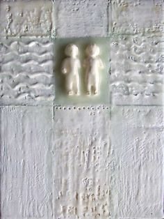 Judy Wise: plaster and wax