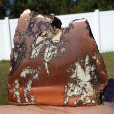 Besides being just a mineral, Michigan copper has stories and mysteries. One of which is that 500,000 tons of the ore was mined before Columbus even stepped foot in the Americas.  The mystery is that no one knows who did it or where it went.