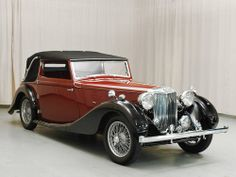 1937 MG SA Tickford Maintenance of old vehicles: the material for new cogs/casters/gears/pads could be cast polyamide which I (Cast polyamide) can produce