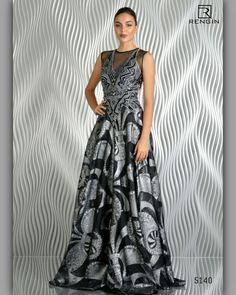 Rengin Collection; Dress: 5140 #eveningdress #coctaildress #promdress #abiye #fashion #style #dress #rengin #rengincollection  www.rengin.com.tr