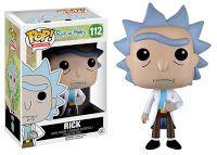 Funko Pop Wave!: Rick y Morty, el Pop! alcohólico y su nieto