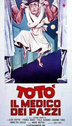 Il medico dei pazzi (1954)   FilmTV.it