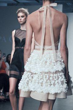 notordinaryfashion.tumblr.com kurkova: Fashion Palette - Philippa Galasso S/S 2014