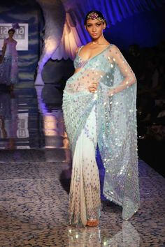 Saree by:Suneet Varma