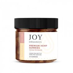 Joy Organics premium CBD Gummies are an excellent way to try CBD for the first time or support an existing wellness regimen. Organic Coconut Oil, Organic Oil, Oil Industry, Strawberry Lemonade, Hemp Oil, Stevia, Energy Drinks, The Balm, Joy