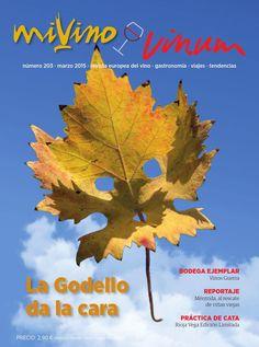 Revista MiVino-Vinum 203. Marzo 2015.