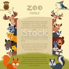 Vector Birthday Invitation Zoo Buick Invitations Party