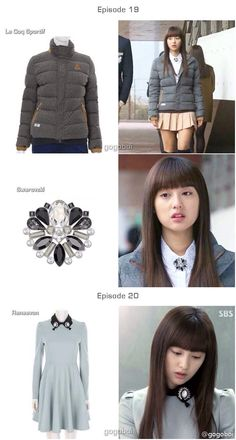 The Heirs  - Who wears what