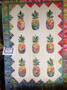 Fabric Impressions, Hilo, Hawaii.  I have some beautiful fabric from here that my mom brought back from her trip.