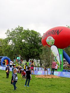 This morning, the AFL Footy Festival kicked off at Yarra Park and I headed along with my family. Australian Bloggers, Melbourne Girl, Playground, Kicks, Parenting, Fun, Children Playground, Fin Fun, Outdoor Playground