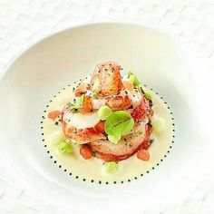 "#TBT By @chef_sebastien_lepinoy ""Lobster cardinalise""  #foodphotography #foodie #art #foodporn #gourmet #instagramfood #chef #foodart #lovefood #artofplating #instafood #yummy #foodpic #photooftheday #instagourmet #dinner #foodoftheday #dessert #delicious #taste #foodartchefs #eat #gastronomy #love #foodie #cook #cooking #foodgasm #culinaryart"