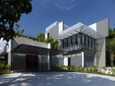 Wind House by WOHA Architects