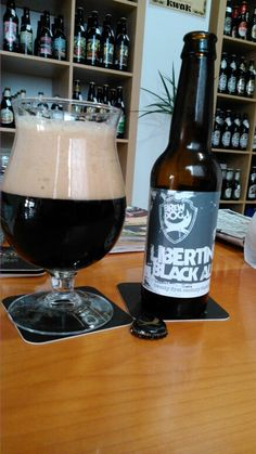 Libertine Black Ale // Brewdog // 6/10
