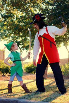 "CAPTAIN HOOK Disney Junior Jr. inspired Costume Apron. Adult Men/ Teens sizes 28""-42"" Peter Pan Dress up Pirate Birthday Party Play Prop"