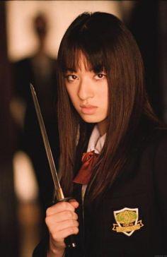 """GoGo Yubari, """"Kill Bill Vol. 1"""", 2003: """"What she lacks in age, she makes up for in madness."""""""
