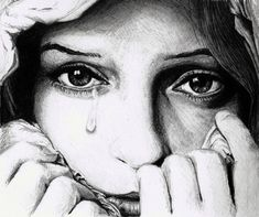Drawing Easy Sad Face Art Drawing Art Sketches Of Sad Faces – Drawing Easy Cry Drawing, Drawing Faces, Drawing Sketches, Eye Sketch, Body Sketches, Drawing Ideas, Pencil Drawings Of Girls, Sad Drawings, Simple Face Drawing