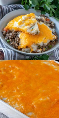 Yes, I know this may not be traditional Shepherd's Pie but to my family this is our version, made with ground beef. So flavorful and comforting! Pie Recipes, Fall Recipes, Recipies, Traditional Shepherds Pie, Cheesy Mashed Potatoes, Sunday Suppers, Vegetable Recipes, Gravy, Ground Beef