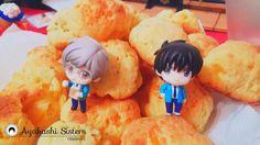 Touya y Yukito cuidando los chipa!