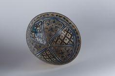 A Mamluk bowl Egypt or Syria, 14th Century Fritware with underglaze polychrome decoration