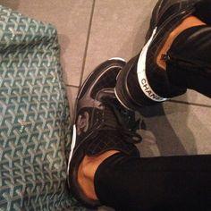 Loving these Chanel sneakers!
