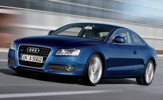 Audi A5! I WILL own this car!!
