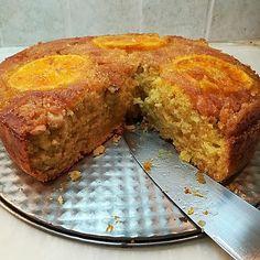 Για τη Μεγάλη Εβδομάδα δοκίμασε να φτιάξεις αυτό το σπέσιαλ νηστίσιμο κέικ πορτοκαλιού | κουζινα , γευσεις | womenonly.gr Comme Un Chef, Le Chef, Greek Desserts, Greek Recipes, Apple Cake Recipes, Dessert Recipes, Cooking Cake, Cooking Recipes, Food Tasting